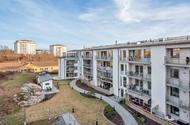 Nybyggnad av flerbostadshus i Åkersberga. etapp 2