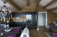 Nybyggnad av fritidhus i Åre